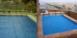 Mantas t rmicas climatizaci n para piscinas - Mantas termicas para piscinas ...