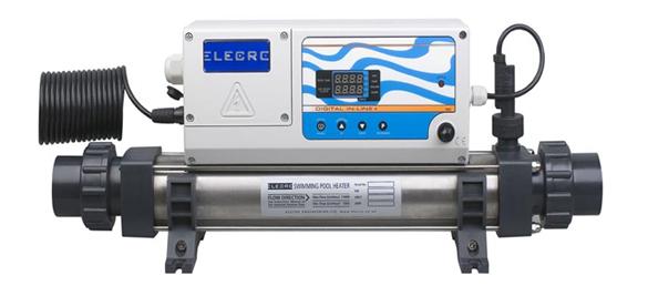 calentadores de agua electricos para piscinas airea