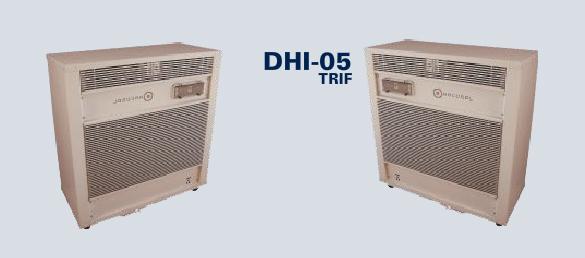 Deshumidificador DHI-05 Trif