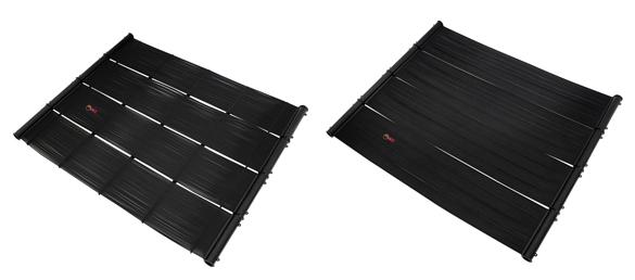 Colectores solares de piscina transsen la web de la climatizaci n para piscinas - Calentadores solares para piscinas ...