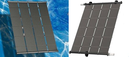 Paneles solares de heliocolclimatizaci n para piscinas climatizaci n para piscinas - Calentadores solares para piscinas ...