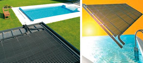 Climatización con el colector solar-rapid
