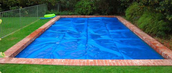 La cubierta de piscina, como sistema de climatización