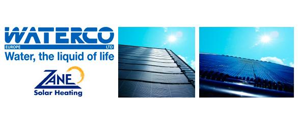 Panel Solar Zane, por Waterco