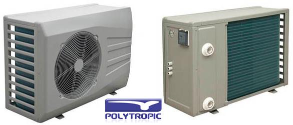 Bomba de calor reversible HPN de Polytropic