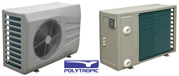 Bomba de calor reversible hpn de polytropic la web de la for Bombas de calor para piscinas zodiac