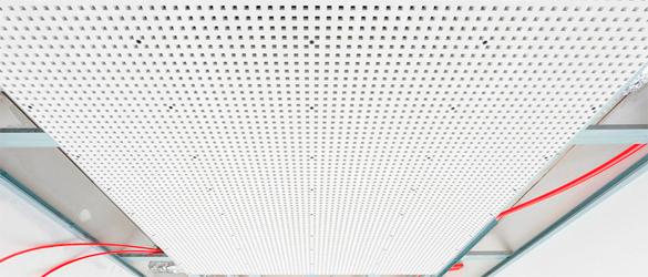 Techos Radiantes aplicados a la climatización de piscinas