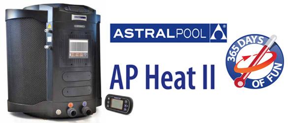 Bomba de calor AP Heat II de Astralpool