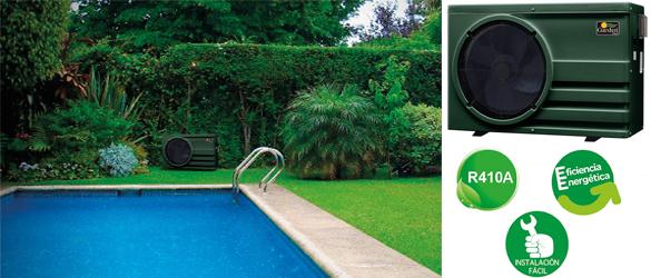 Por qu elegir la gama de bombas de calor garden pac la for Bomba de calor piscina