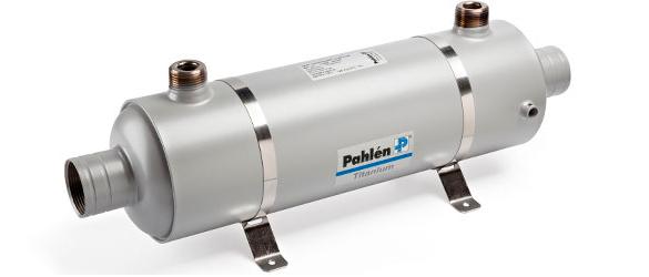 Intercambiador de calor Hi Flow de Pahlén